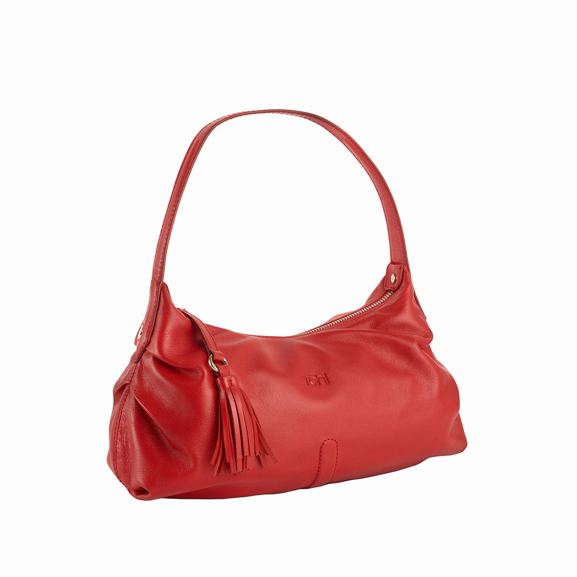 HH 0002 - TOHL MARISA WOMEN'S SHOULDER BAGUETTE - SPICE RED