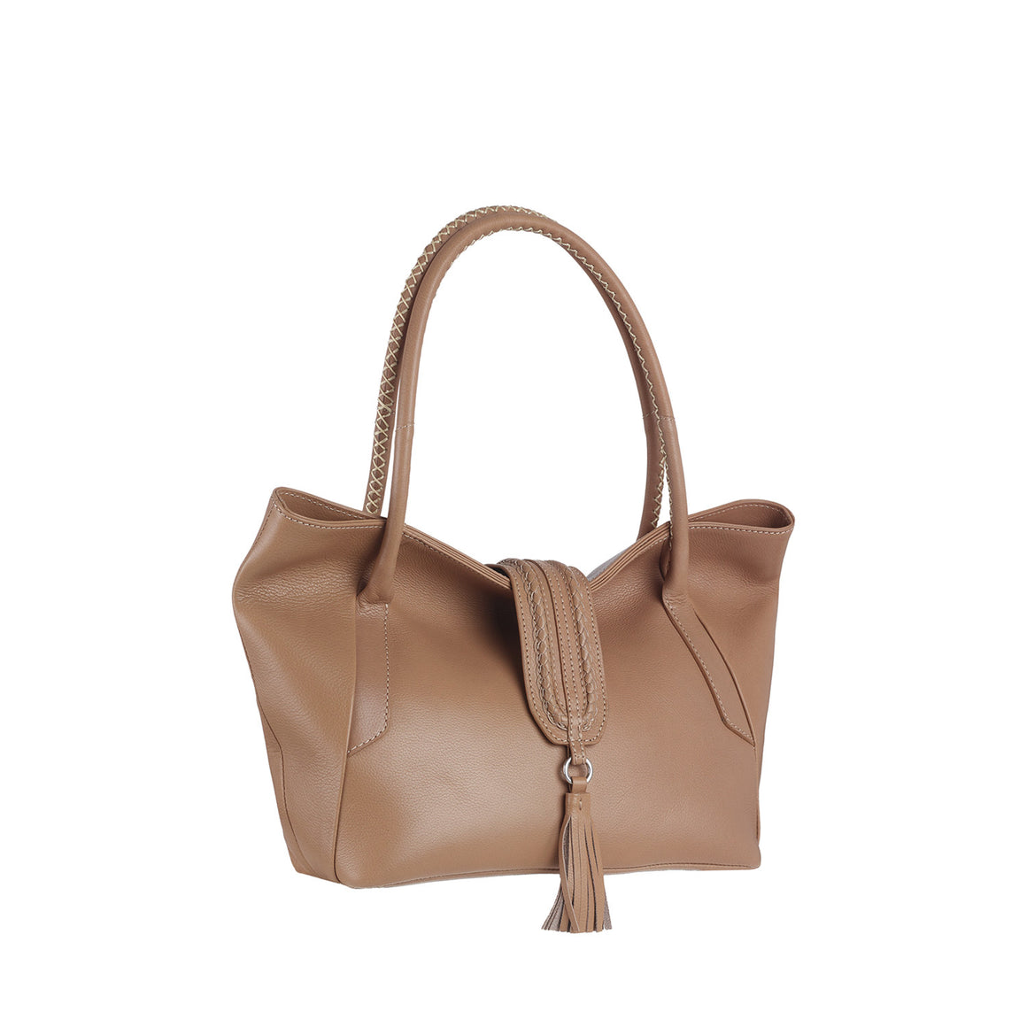 HH 0003 - TOHL ARETHA WOMEN'S SHOULDER BAG - NUDE