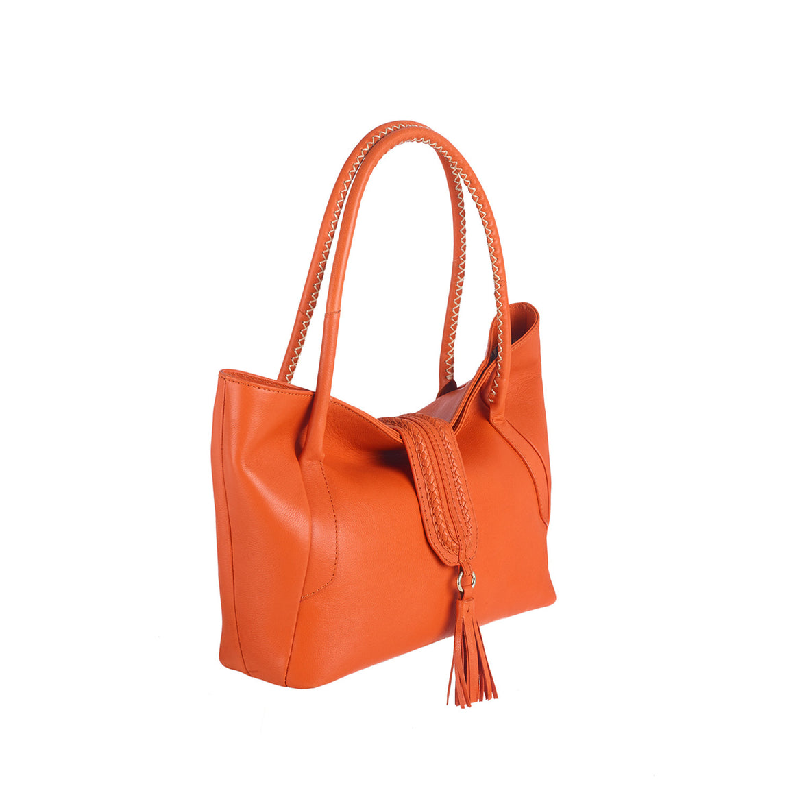 HH 0003 - TOHL ARETHA WOMEN'S SHOULDER BAG - ORANGE MELON