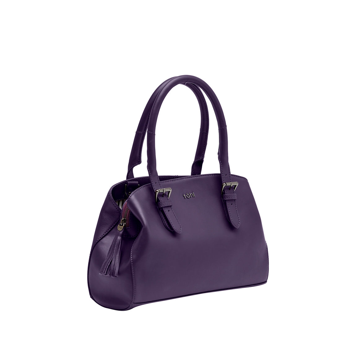 HH 0010 - TOHL ALVA WOMEN'S DAY BAG - AUBERGINE