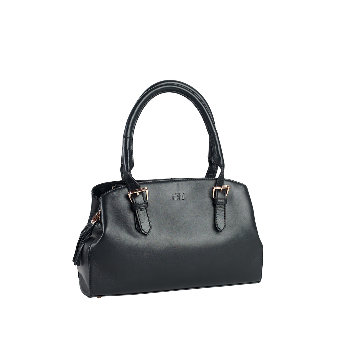 HH 0010 - TOHL ALVA WOMEN'S DAY BAG - CHARCOAL BLACK