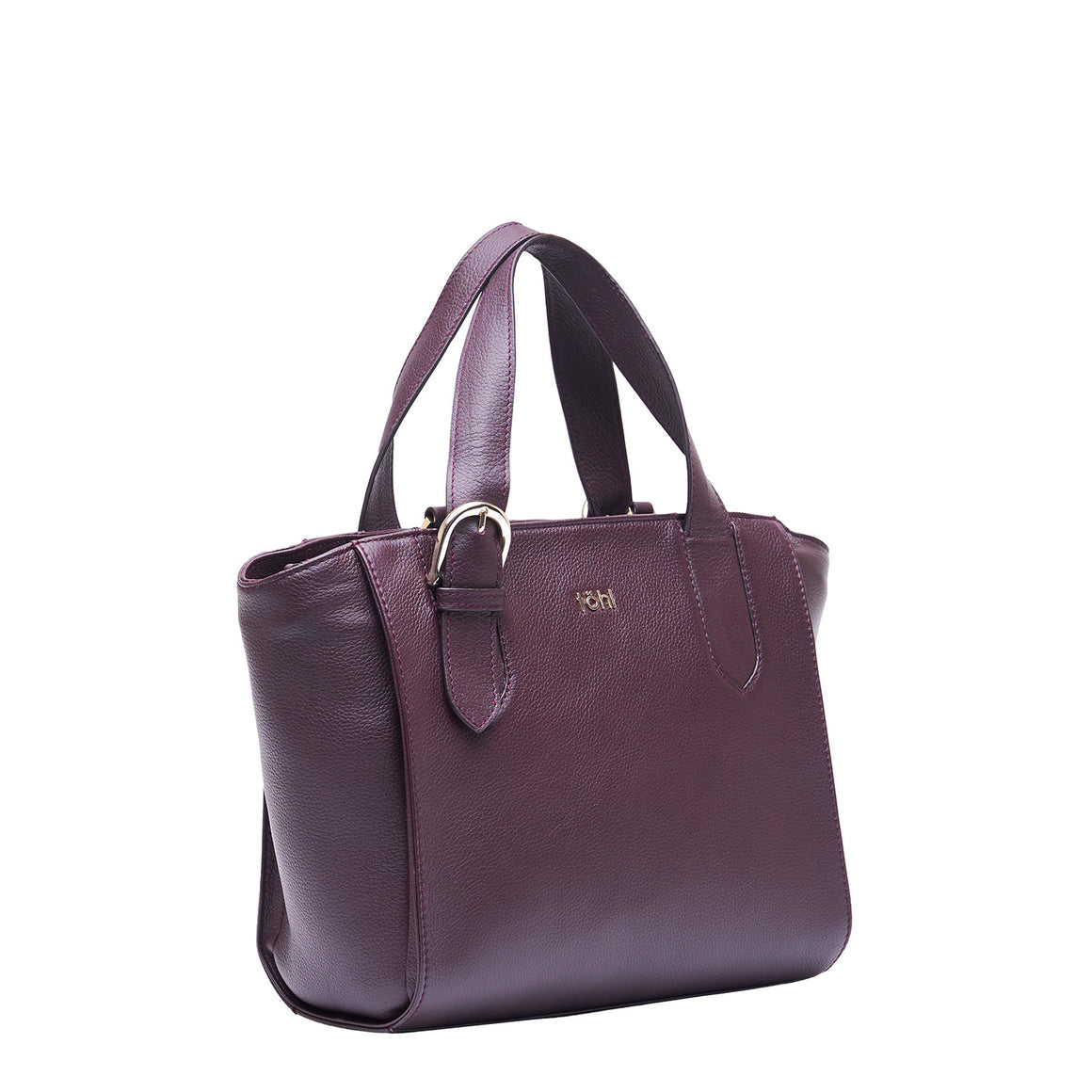 HH 0020 - TOHL LOMBARD WOMEN'S HAND BAG - PLUM