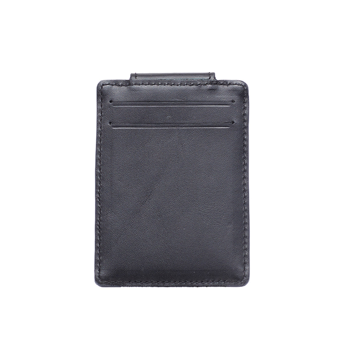 WT 0042 - TOHL VECCHIA MEN'S WALLET - CHARCOAL BLACK