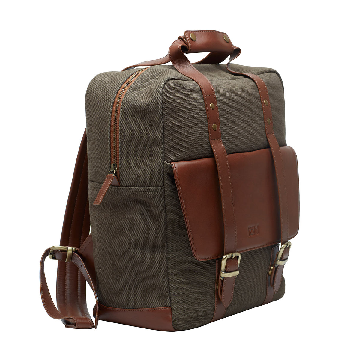 BP 0008 - TOHL ANDREA MEN'S BACKPACK - OLIVE