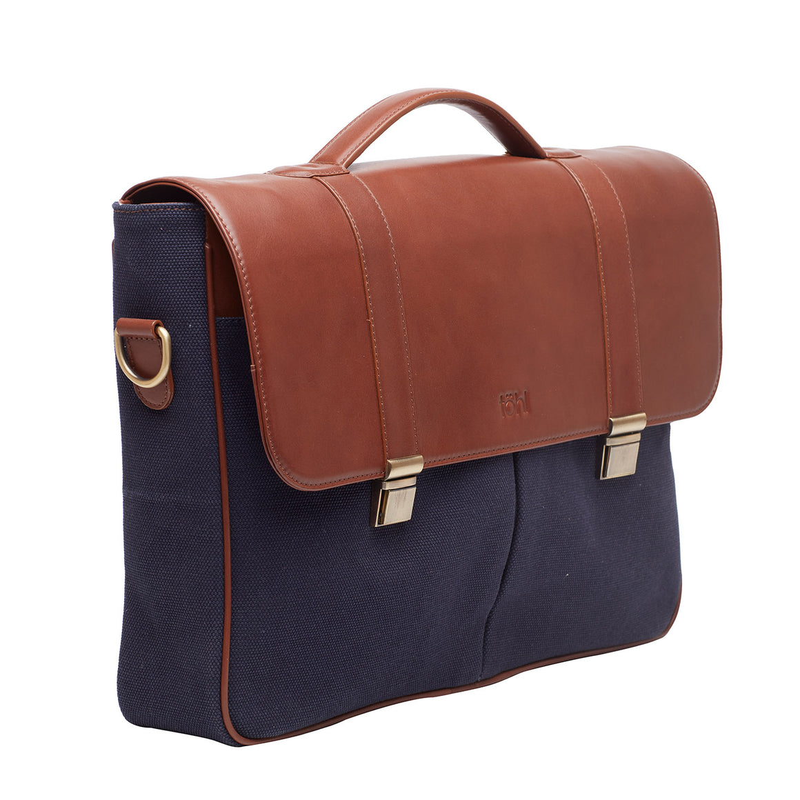 VS 0002 - TOHL CUNEO MEN'S VALISES & SATCHELS - NAVY