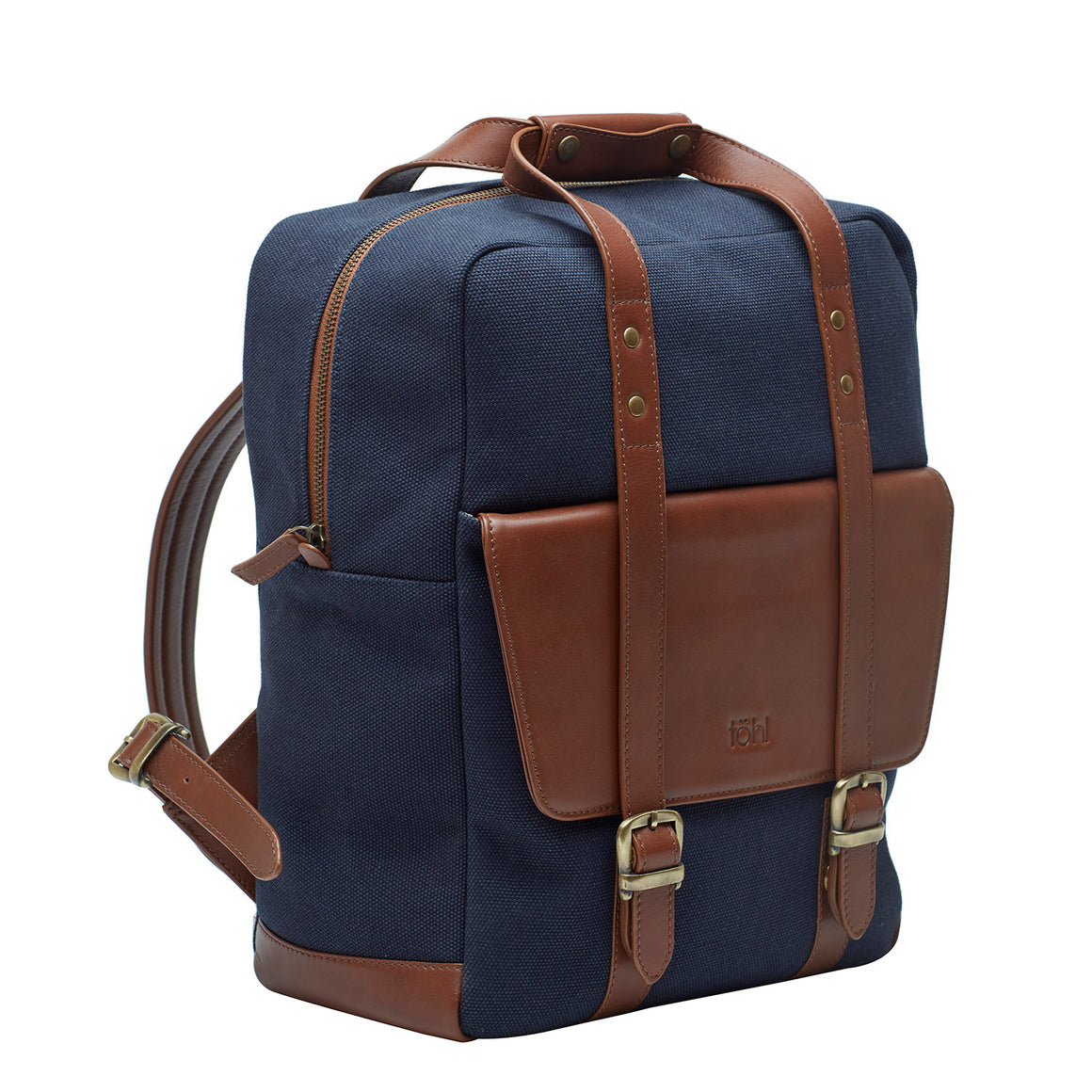 BP 0008 - TOHL ANDREA MEN'S BACKPACK - NAVY