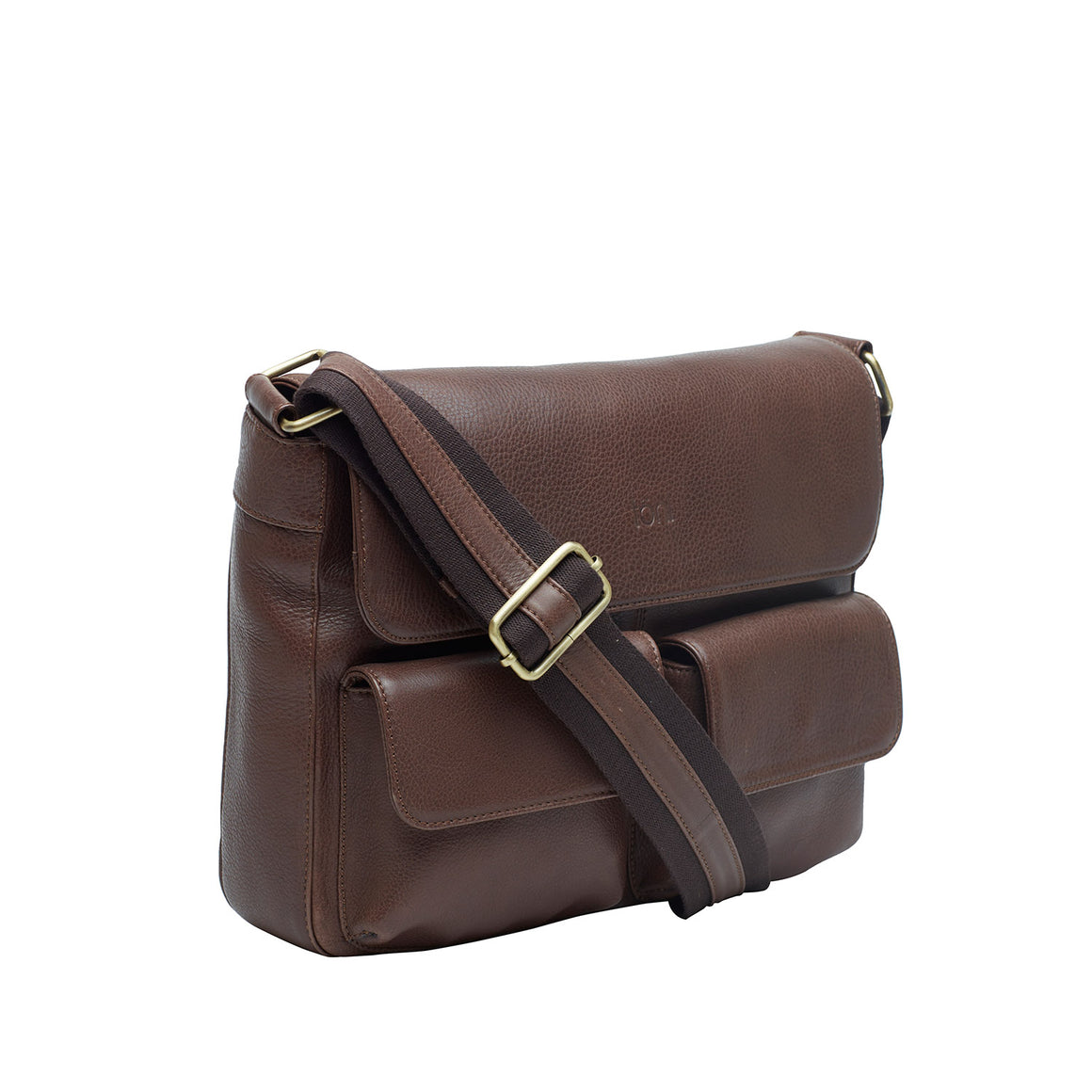 MS 0008 - TOHL PASSO MEN'S CROSSBODY & MESSENGER - MUD