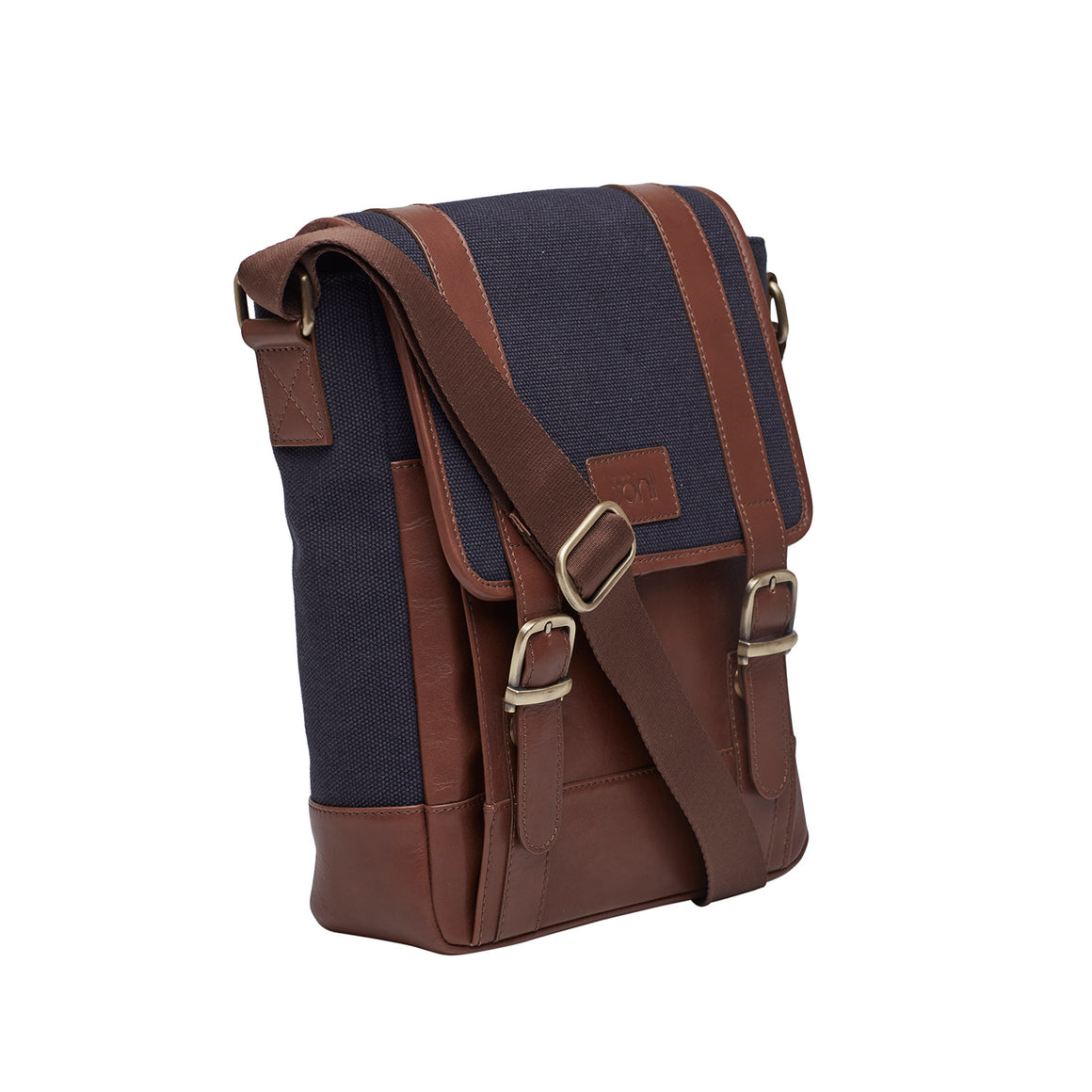 MS 0006 - TOHL PATRO MEN'S CROSSBODY & MESSENGER - NAVY