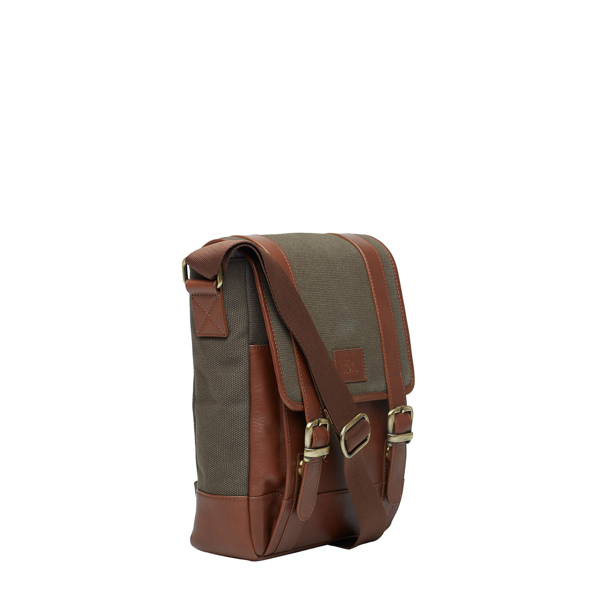 MS 0006 - TOHL PATRO MEN'S CROSSBODY & MESSENGER - OLIVE