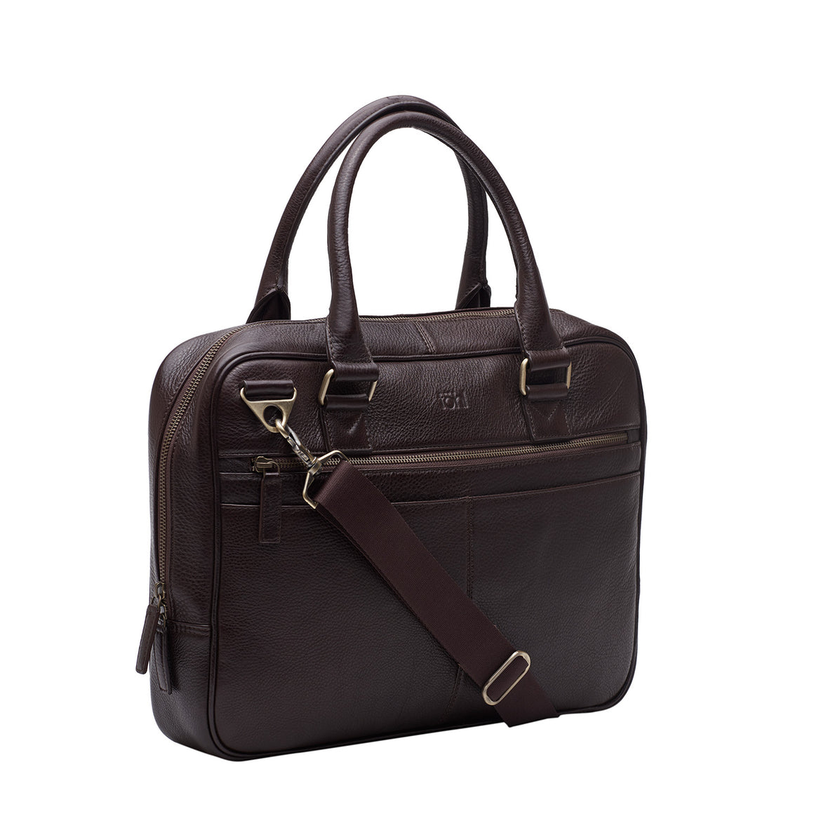 LB 0003 - TOHL SANTI MEN'S LAPTOP BAG - T MORO