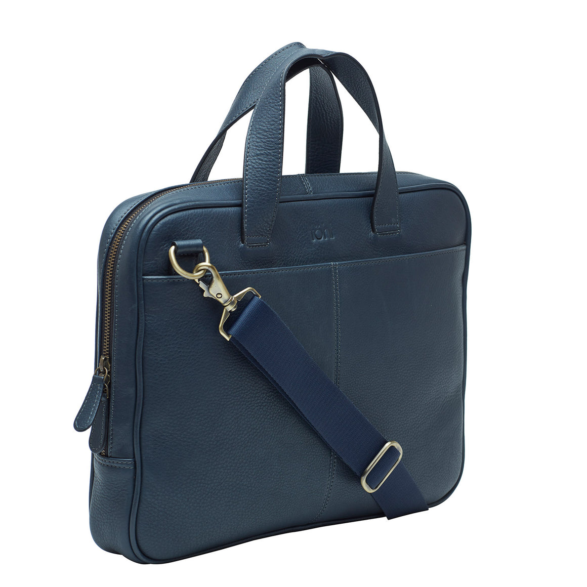 LB 0005 - TOHL BONAZZI MEN'S LAPTOP BAG - NAVY