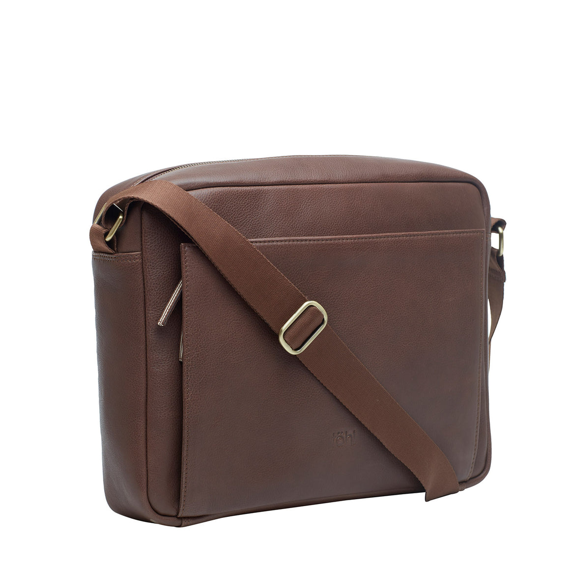 MS 0009 - TOHL MURA MEN'S CROSSBODY & MESSENGER - MUD