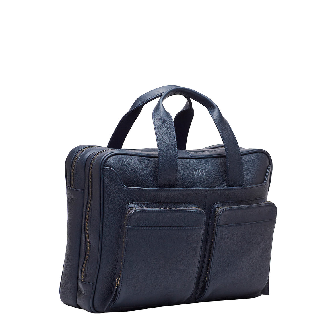 LB 0004 - TOHL AILLO MEN'S LAPTOP BAG - NAVY