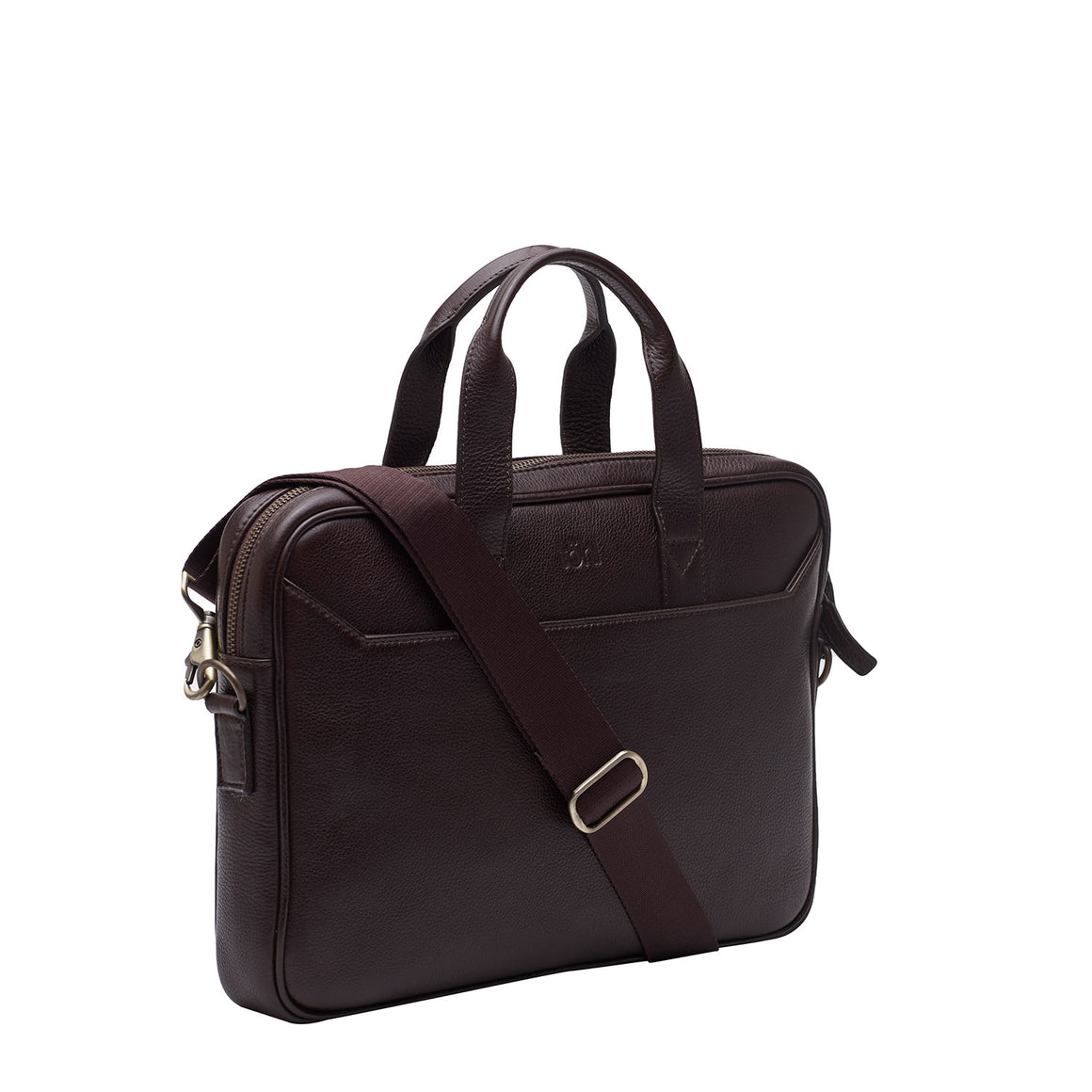 LB 0001 - TOHL VETTORE MEN'S LAPTOP BAG - T MORO