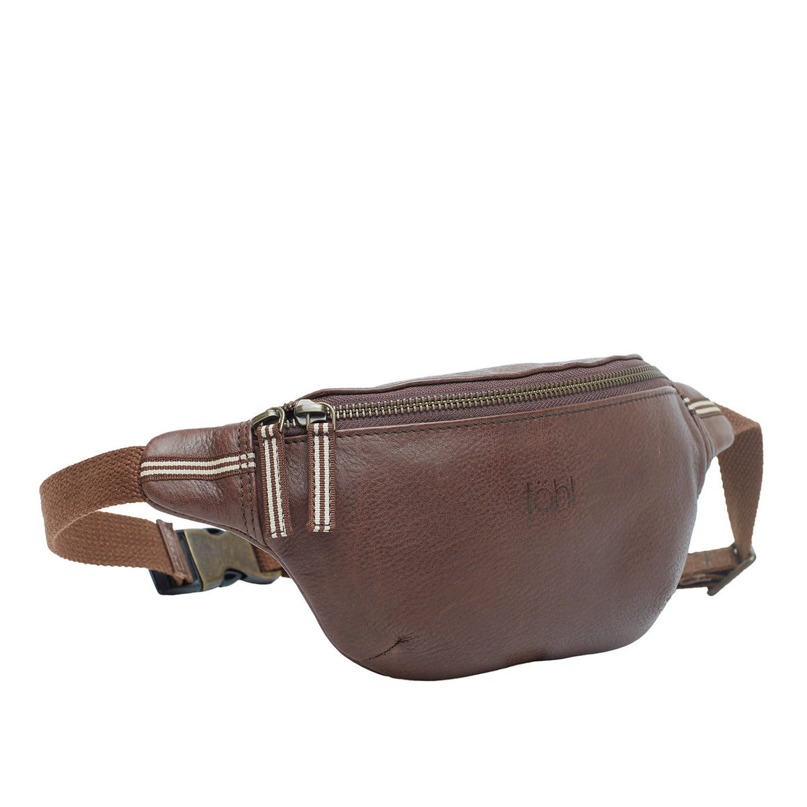 WP 0004 - PRONY MEN'S WAIST POUCHES - MUD