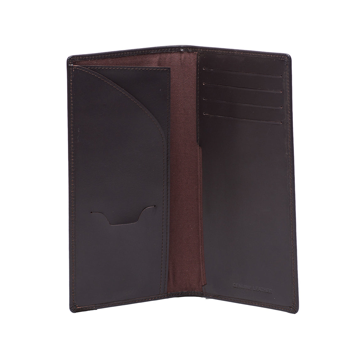 WT 0038 - TOHL PISANI MEN'S WALLET - DARK BROWN