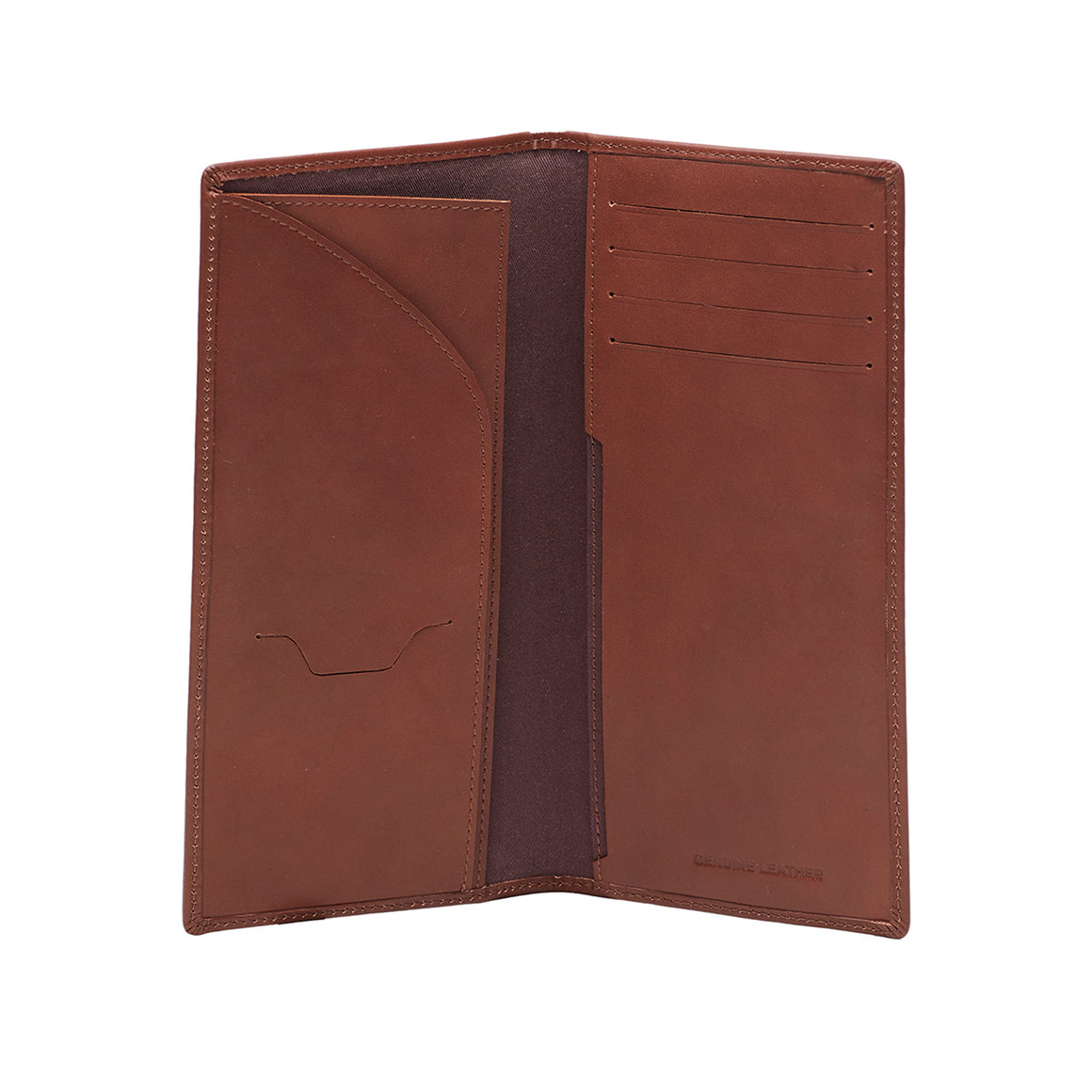 WT 0038 - TOHL PISANI MEN'S WALLET - VINTAGE TAN