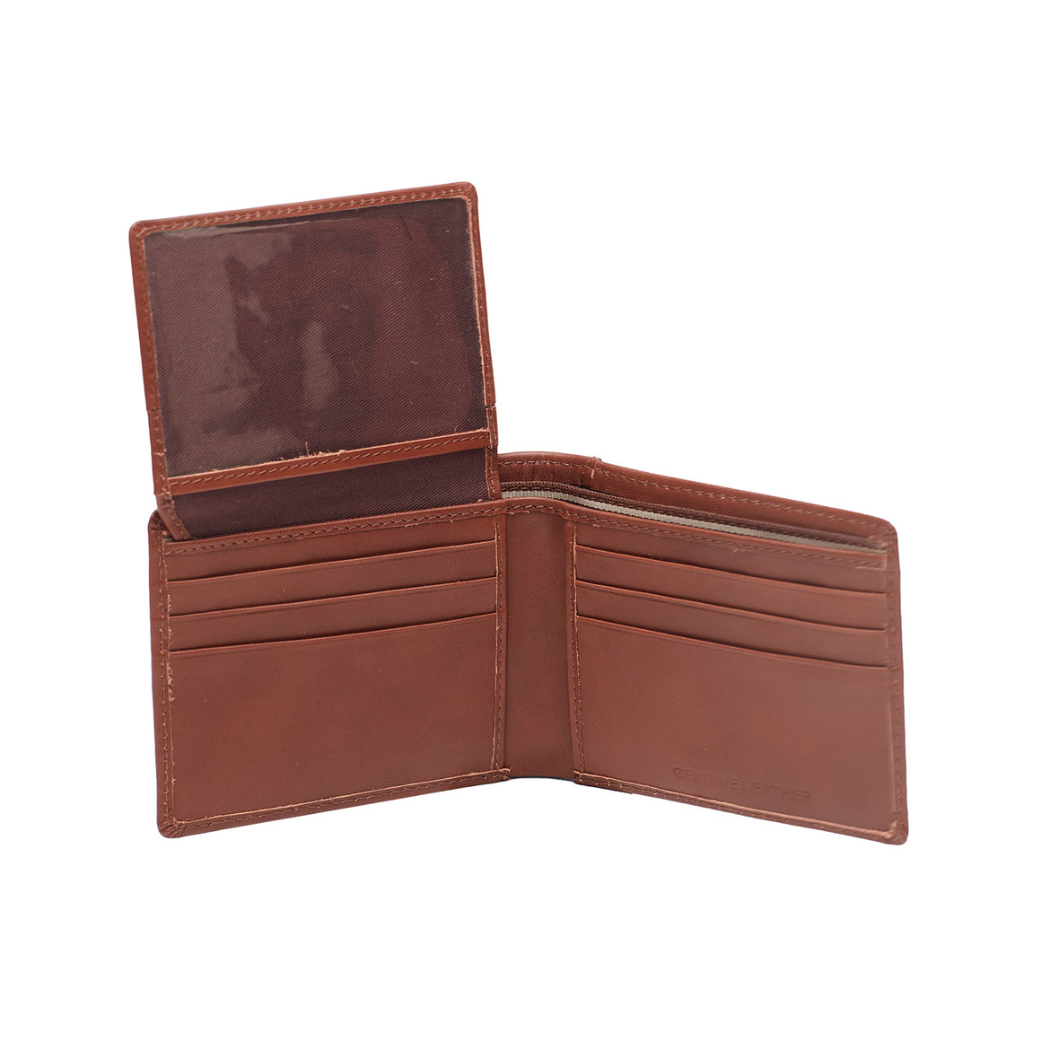 WT 0028 - TOHL ZONA MEN'S WALLET - VINTAGE TAN