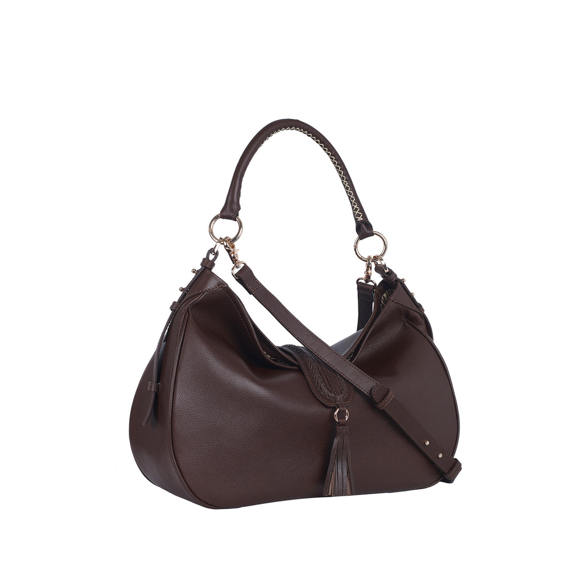 SB 0003 - TOHL EDIE WOMEN'S SHOULDER BAG -  CHOCO