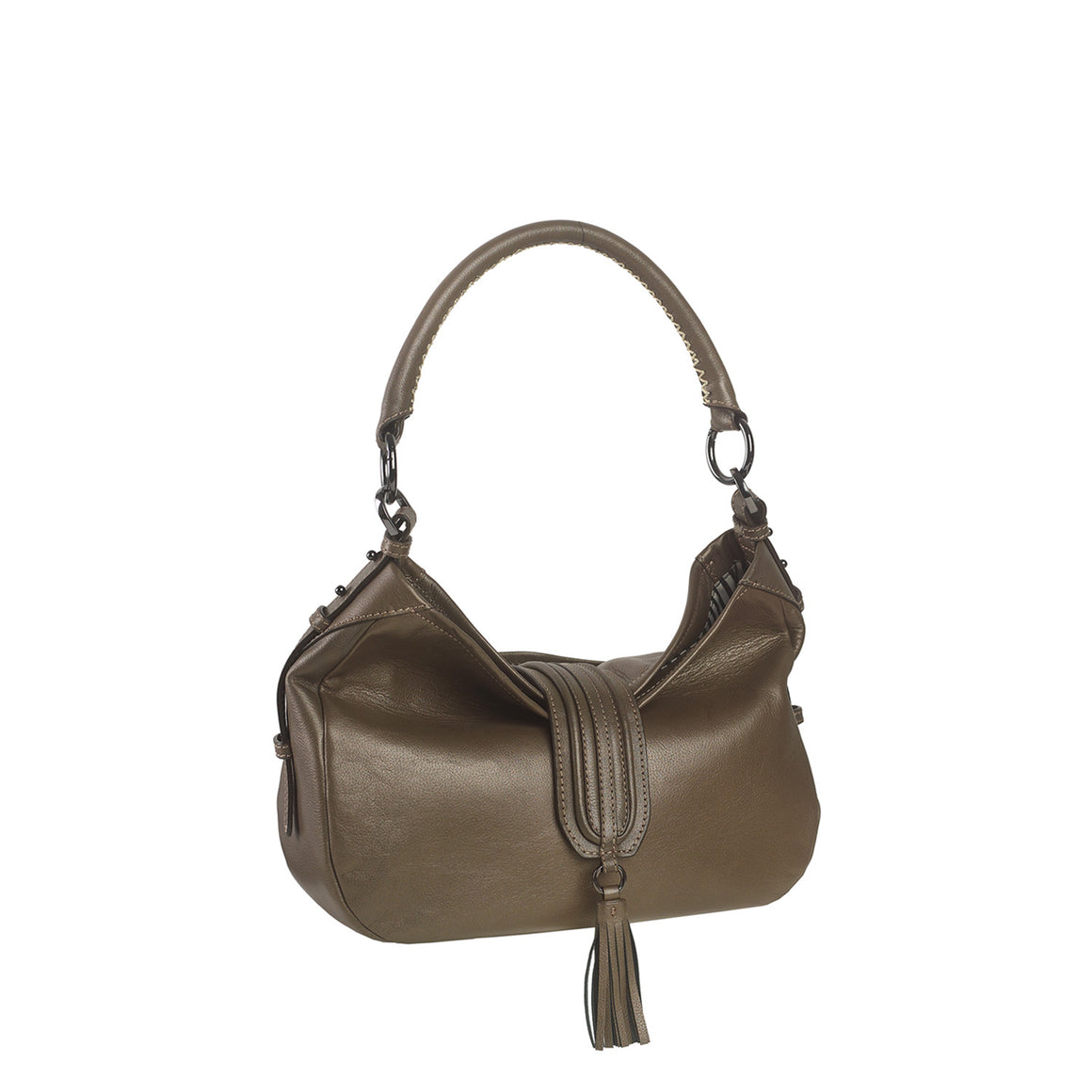SB 0004 - TOHL BRIGITTE WOMEN'S SHOULDER BAG - METALLIC COPPER