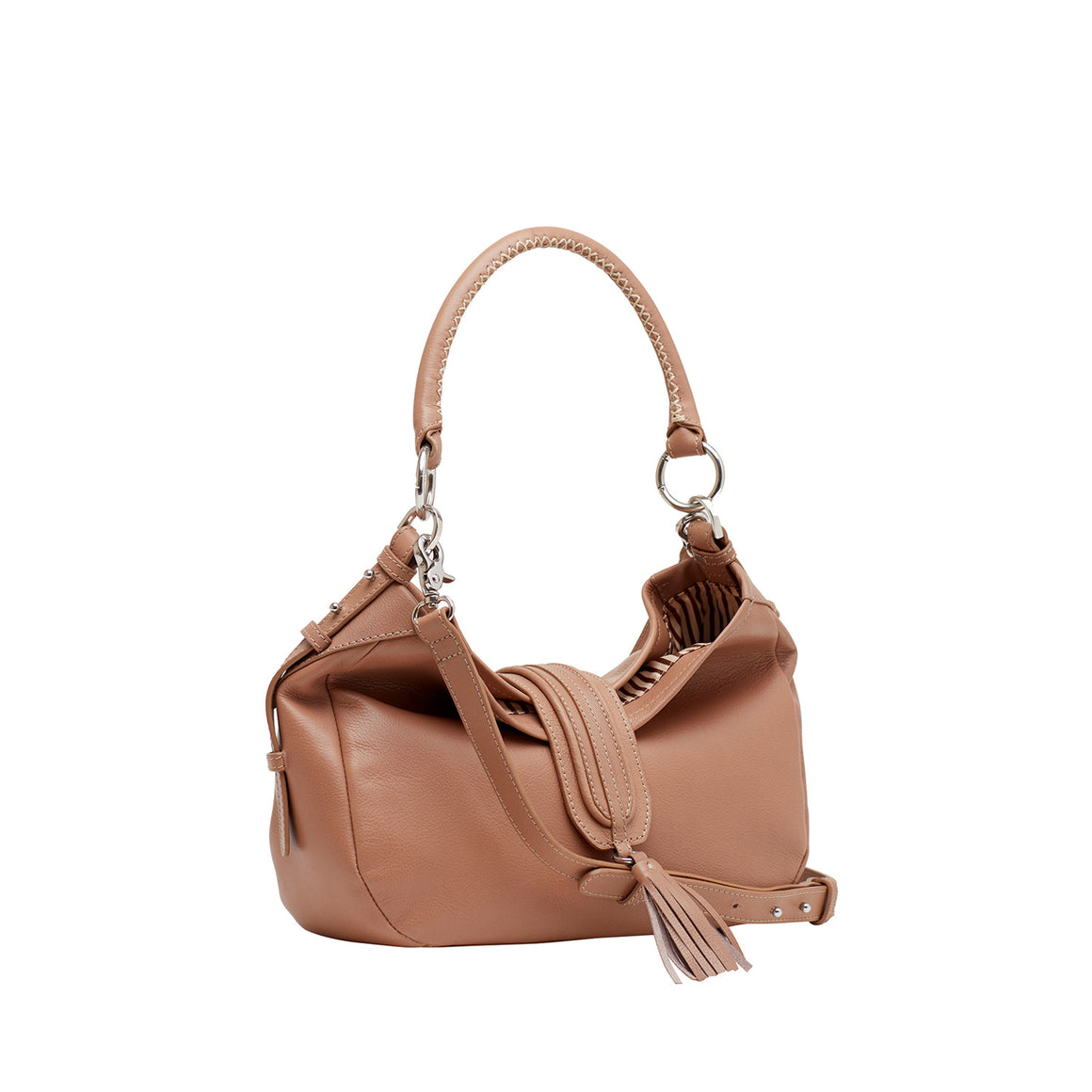SB 0004 - TOHL BRIGITTE WOMEN'S SHOULDER BAG - NUDE