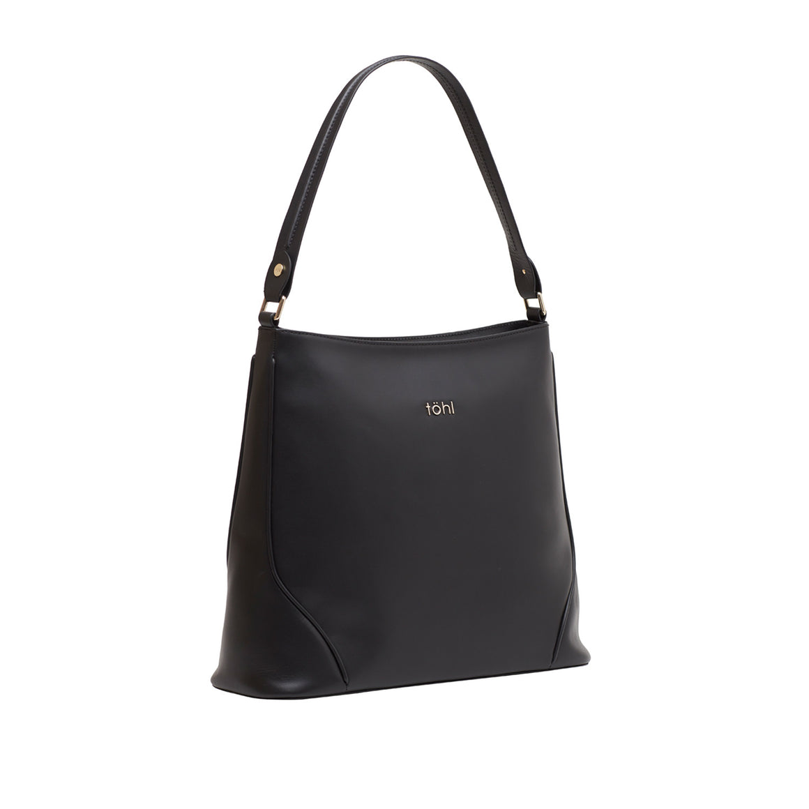 SB 0010 - TOHL ALEXA WOMEN'S SHOULDER BAG - CHARCOAL BLACK
