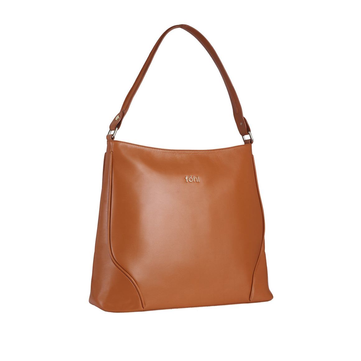 SB 0010 - TOHL ALEXA WOMEN'S SHOULDER BAG - COGNAC