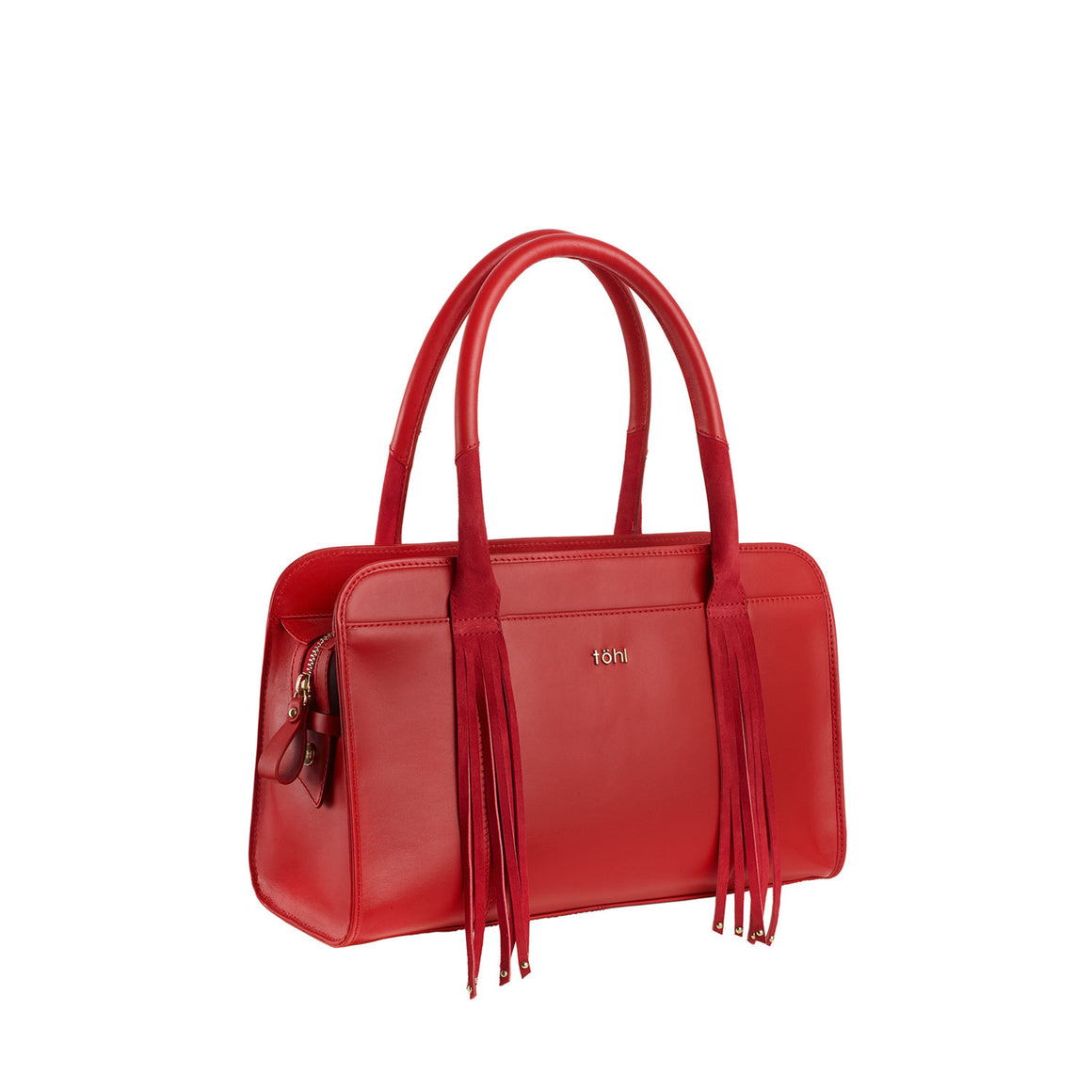 SB 0012 - TOHL TAMARA WOMEN'S DAY BAG - DARK RED