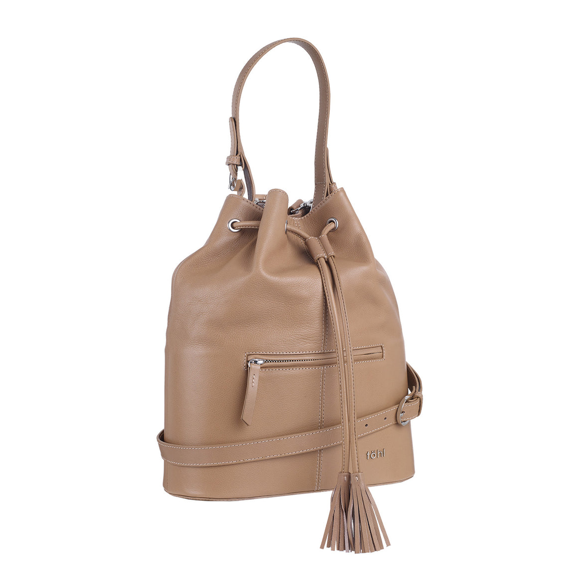 SB 0015 - TOHL NUSA WOMEN'S SHOULDER BAG - NUDE