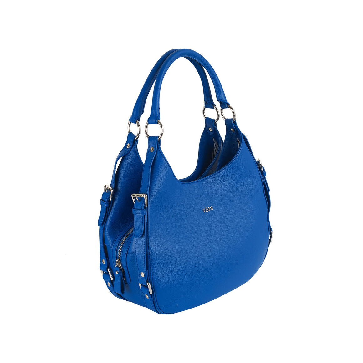 SB 0016 - TOHL KAIA WOMEN'S SHOULDER BAG - COBALT BLUE