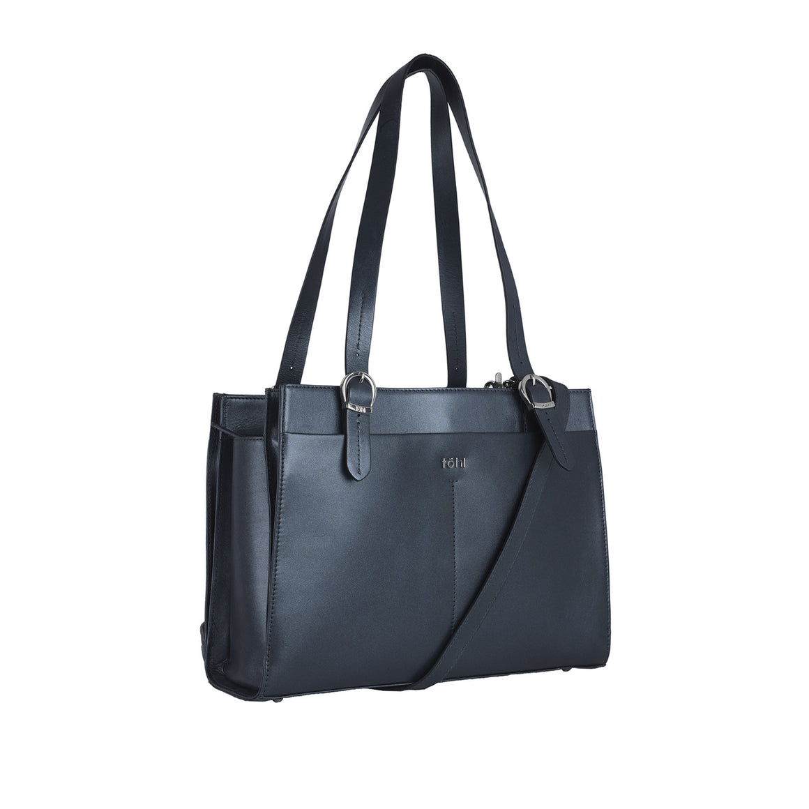 SB 0018 - TOHL TRINITY WOMEN'S DAY BAG - METALLIC CARBON