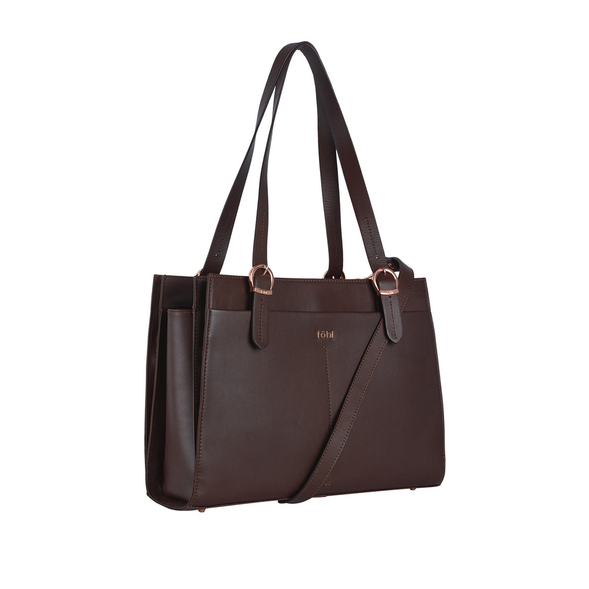 SB 0018 - TOHL TRINITY WOMEN'S DAY BAG - CHOCO