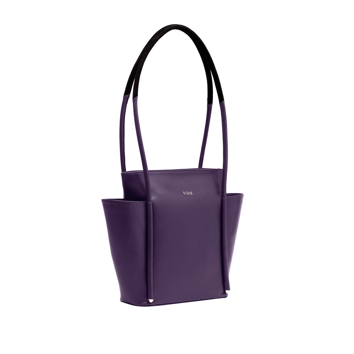 SB 0020 - TOHL PERRY WOMEN'S SHOPPER - AUBERGINE