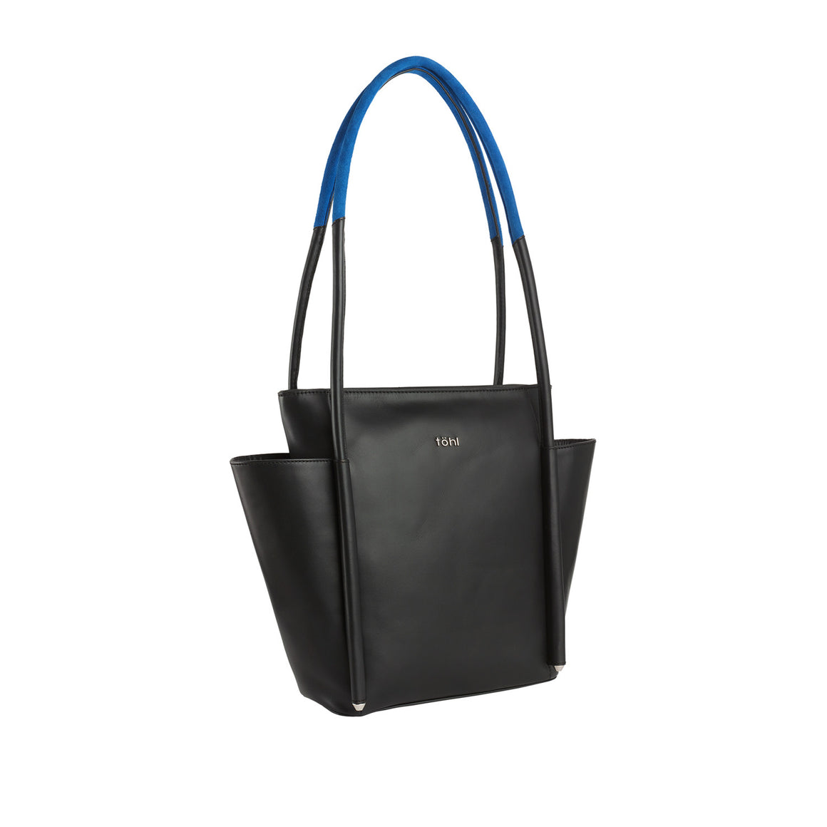 SB 0020 - TOHL PERRY WOMEN'S SHOPPER - CHARCOAL BLACK