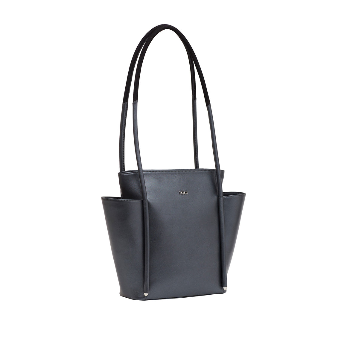 SB 0020 - TOHL PERRY WOMEN'S SHOPPER - METALLIC CARBON