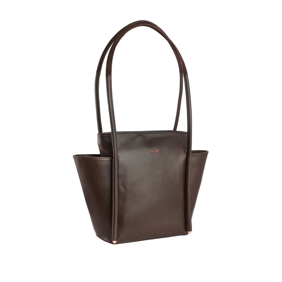 SB 0020 - TOHL PERRY WOMEN'S SHOPPER - MOCHA