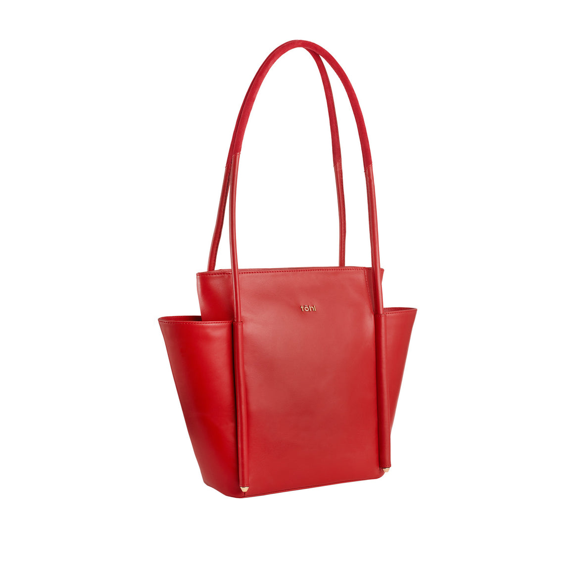 SB 0020 - TOHL PERRY WOMEN'S SHOPPER - SPICE RED