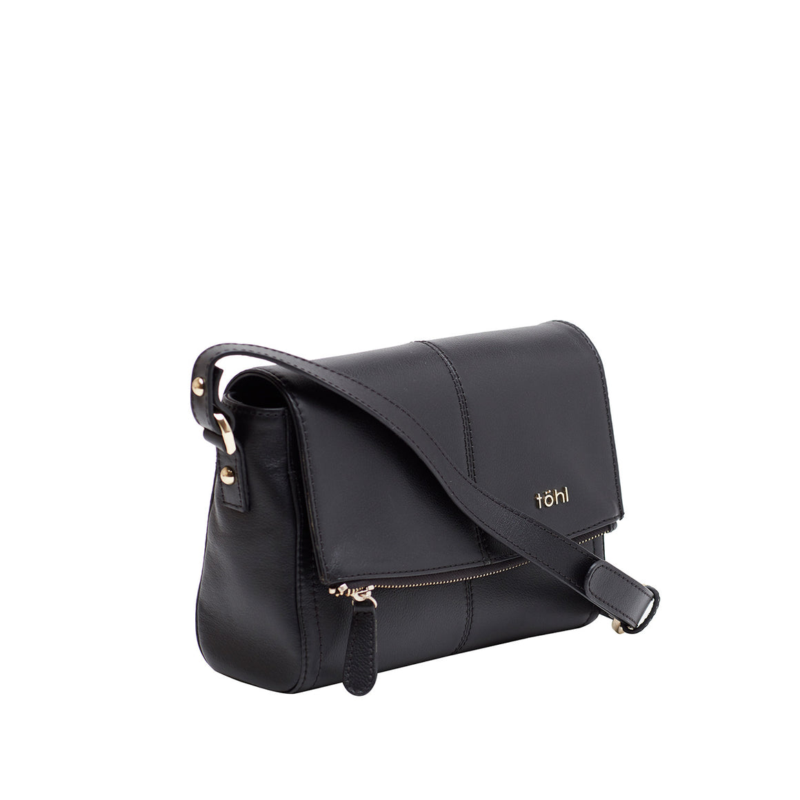 SG 0001 - TOHL MADISON WOMEN'S DAY BAG - CHARCOAL BLACK