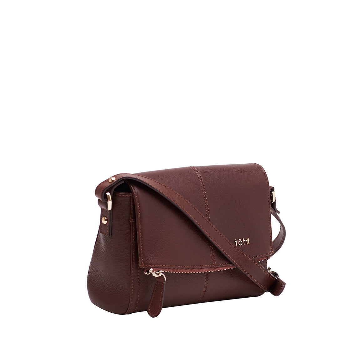 SG 0001 - TOHL MADISON WOMEN'S DAY BAG - CHOCO