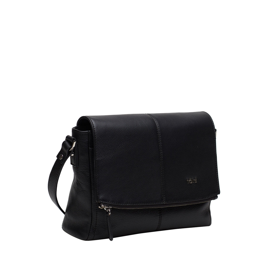 SG 0002 - TOHL MONROE WOMEN'S SLING BAG - CHARCOAL BLACK
