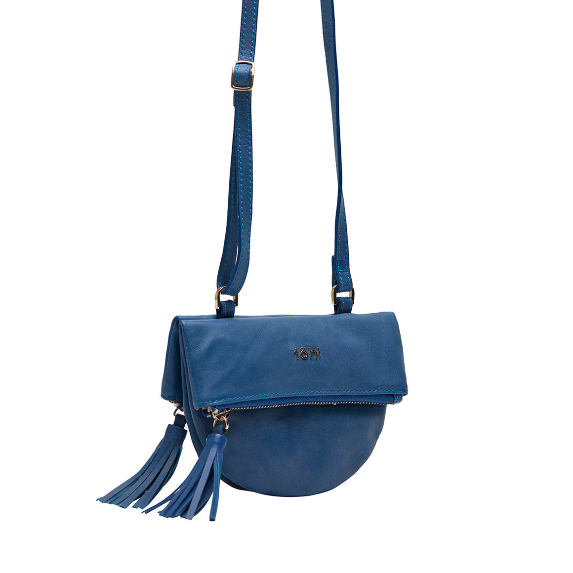 SG 0004 - TOHL VANNA WOMEN'S MULTIZIP BAG - AZURE