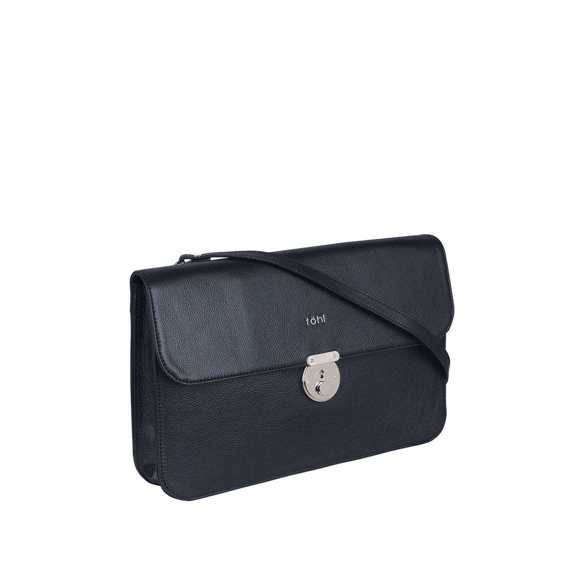 SG 0005 - TOHL WAVERLEY WOMEN'S SLING BAG - CHARCOAL BLACK