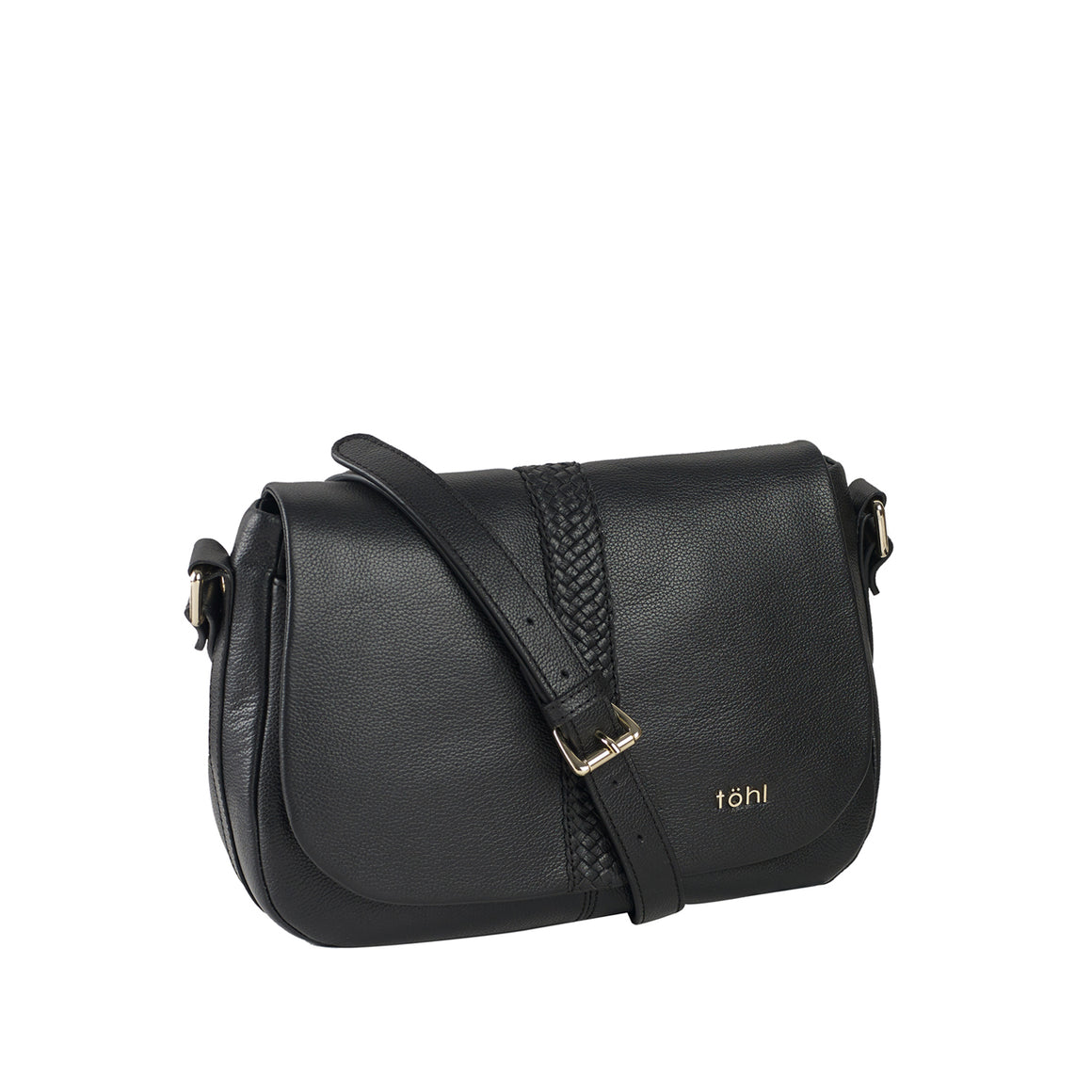 SG 0008 - TOHL CARA WOMEN'S SLING BAG - CHARCOAL BLACK