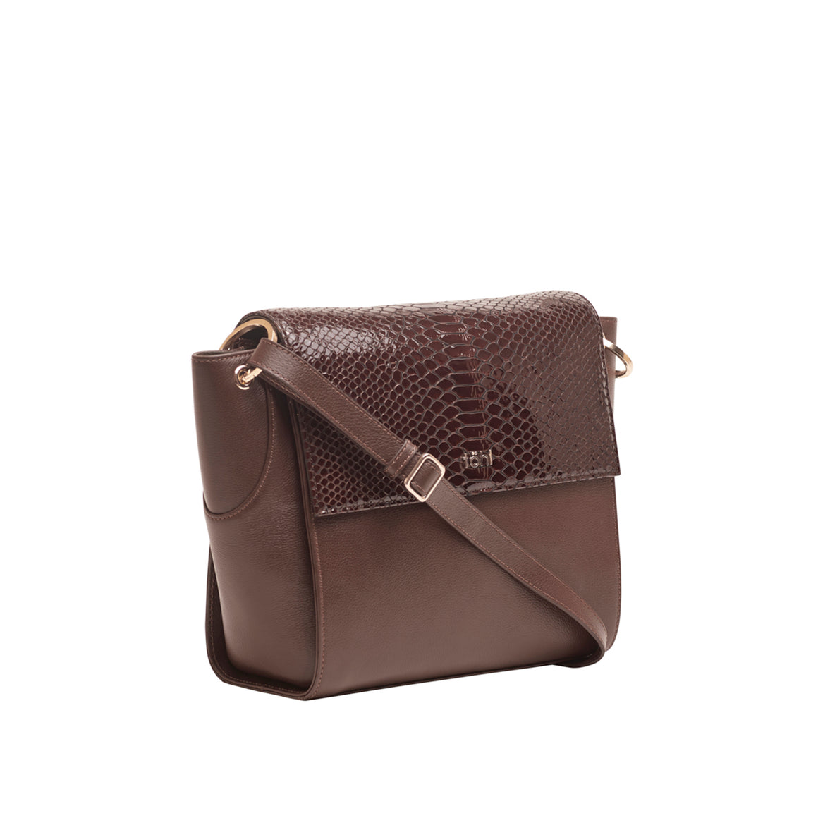 SG 0015 - TOHL CONDESA WOMEN'S SLING BAG - CHOCO