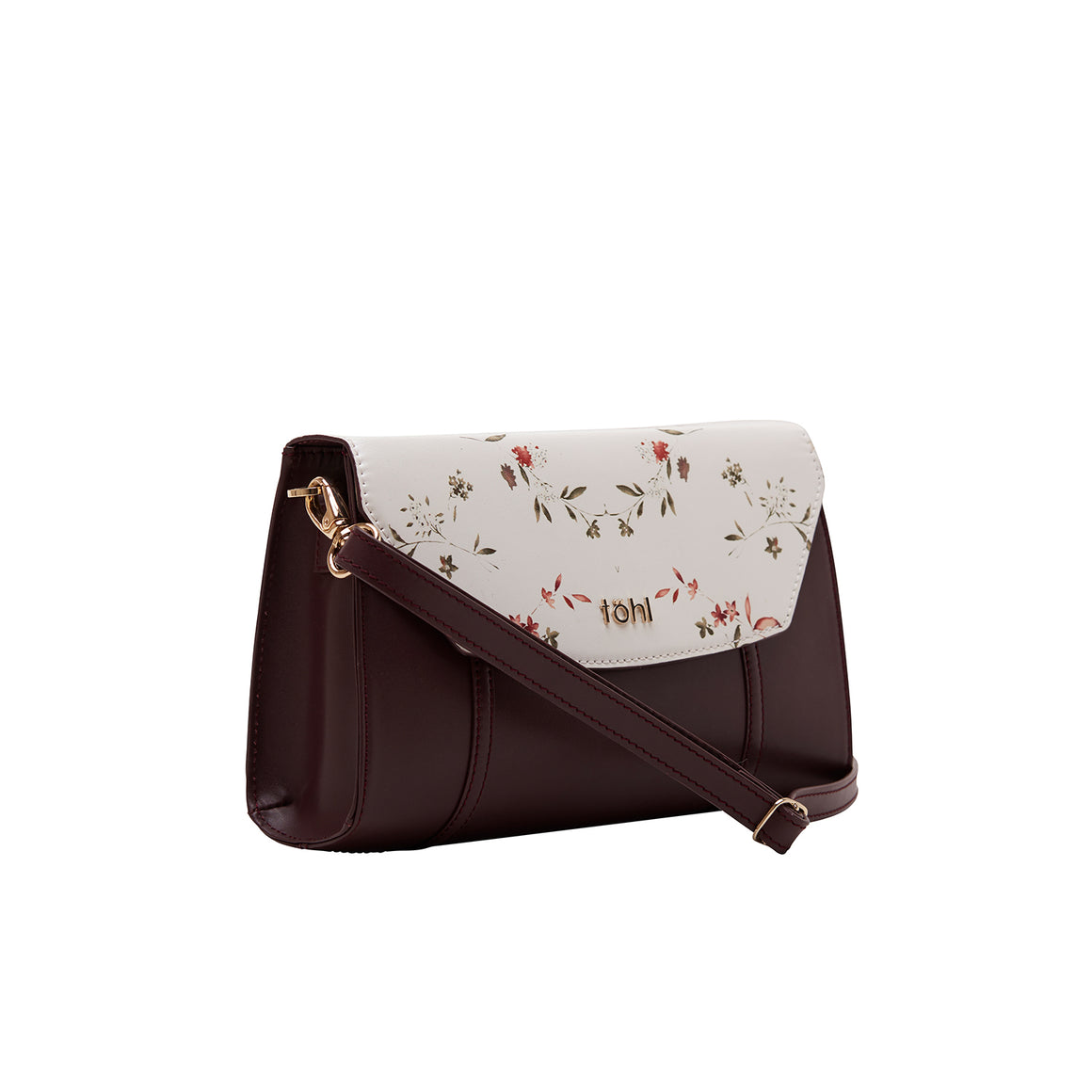 SG 0020 - TOHL ARBLAY WOMEN'S SLING AND CROSSBODY BAG - BURGUNDY