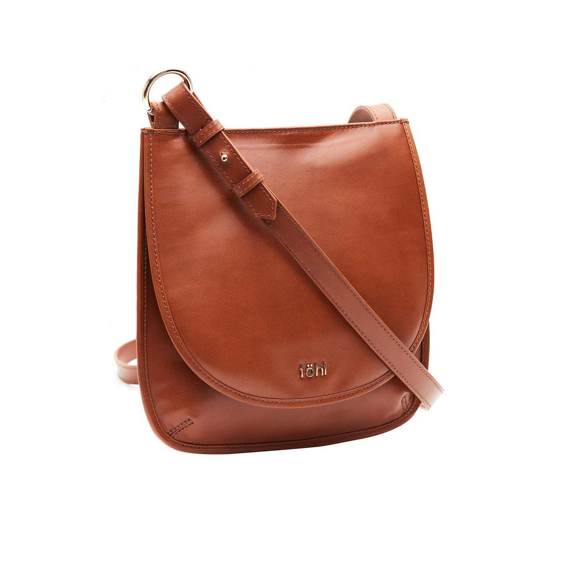 SG 0027 - TOHL LEITH WOMEN'S SLING & CROSSBODY BAG - VINTAGE TAN