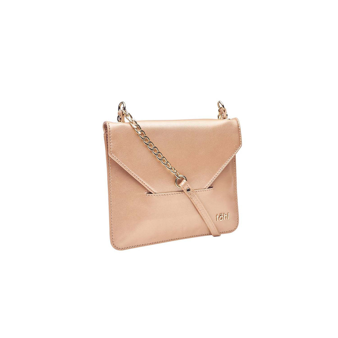 SG 0029 - TOHL ANNADALE WOMEN'S SLING & CROSSBODY BAG - METALLIC NUDE