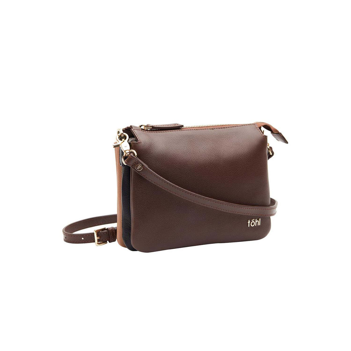 SG 0031 - TOHL DALREY WOMEN'S SLING & CROSSBODY BAG - CHOCO