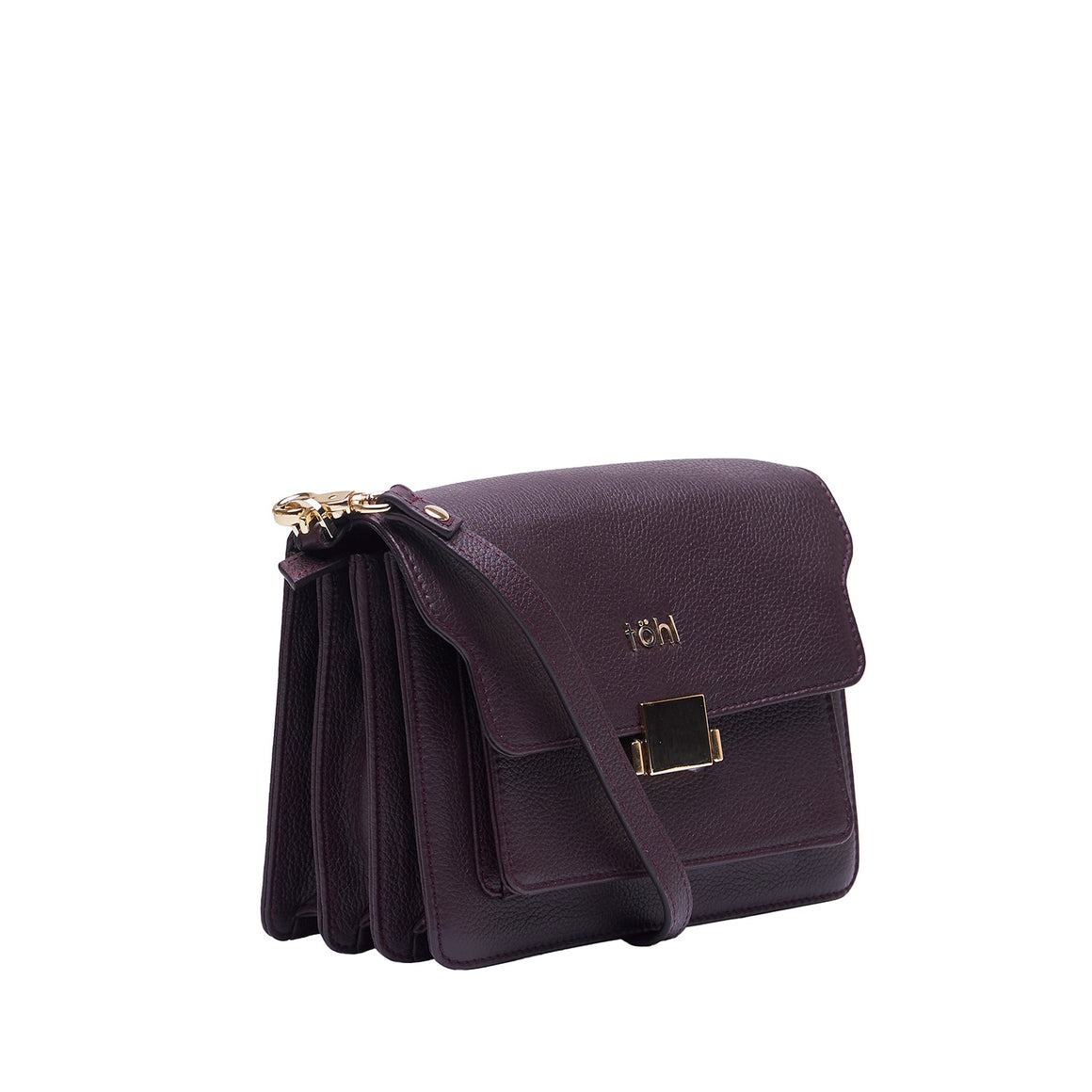 SG 0019 - TOHL CAMOMILE WOMEN'S SLING & CROSSBODY BAG - PLUM