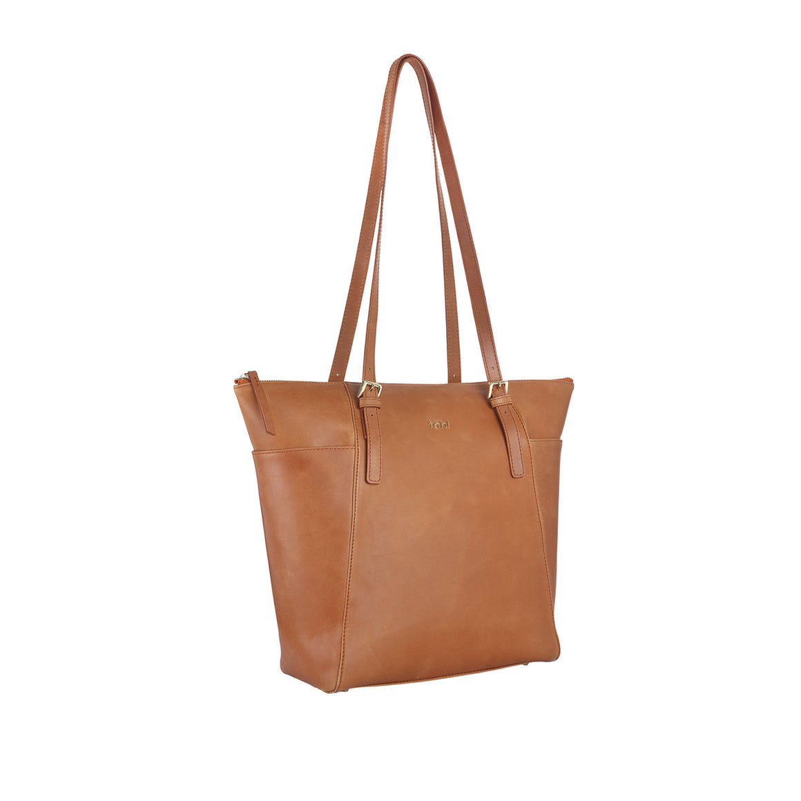 TT 0001 - TOHL MERCER WOMEN'S TOTE BAG - TAN